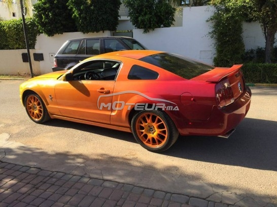 Voiture au Maroc FORD Mustang - 135355