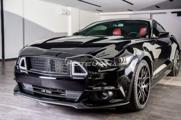 FORD Mustang 2.3l ecoboost ghost edition 1 of 1 مستعملة