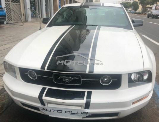 Voiture au Maroc FORD Mustang - 216018