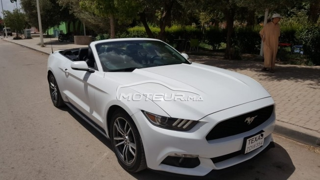 FORD Mustang Ecoboost 2.3l 310 ch occasion