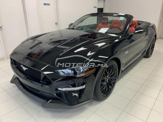 سيارة في المغرب FORD Mustang Gt premium decapotable - 327185
