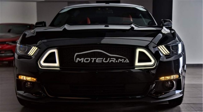 FORD Mustang 2.3l ecoboost ghost edition 1 of 1 occasion 924447