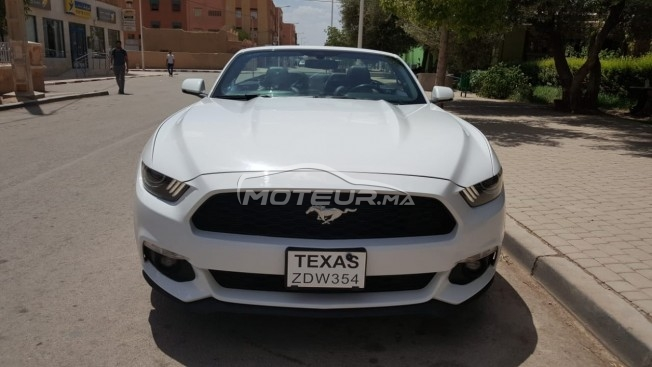 FORD Mustang Ecoboost 2.3l 310 ch occasion 648163