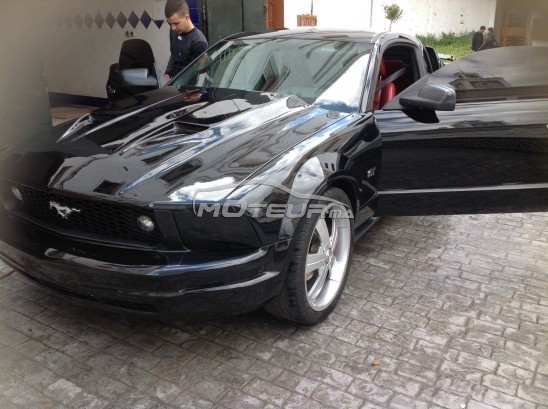 ford mustang gt 4 2 v6 2006 essence 170404 occasion tanger maroc. Black Bedroom Furniture Sets. Home Design Ideas