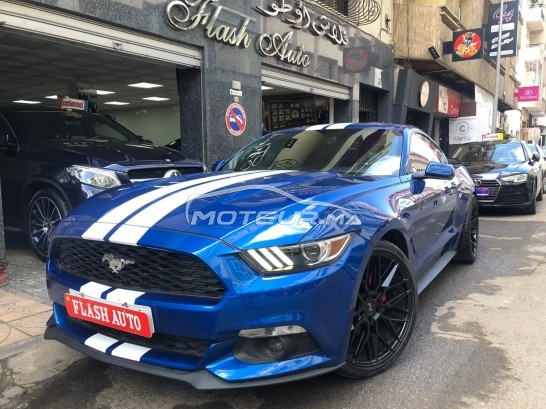 Voiture au Maroc FORD Mustang - 329049