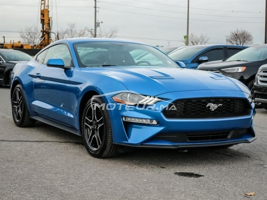 FORD Mustang Ecoboost 2.3l premium coupe مستعملة