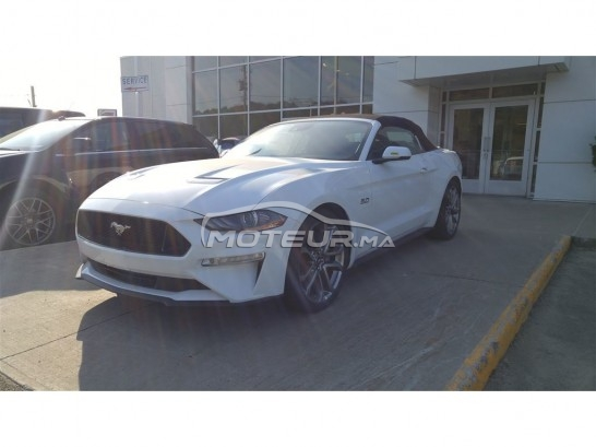 FORD Mustang Gt 5.0l v8 occasion 626823