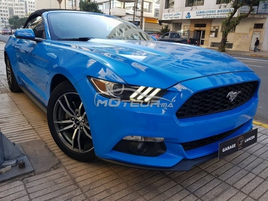 Voiture au Maroc FORD Mustang - 207368