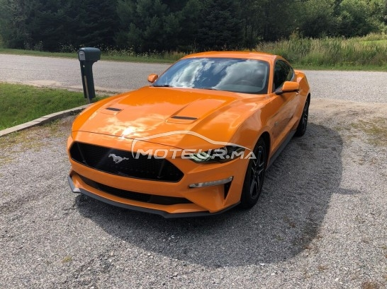 FORD Mustang Gt premium fastback occasion