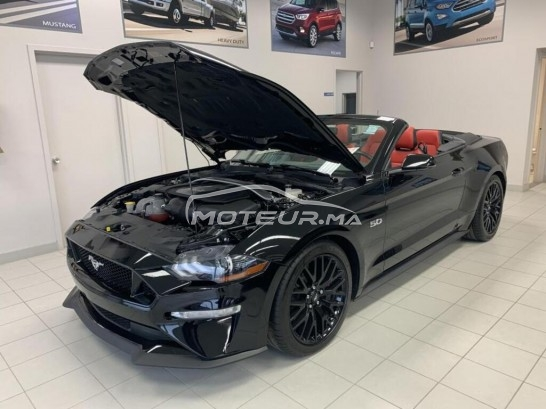 FORD Mustang Gt premium decapotable occasion 1026955