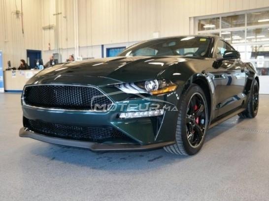 FORD Mustang Bullitt 5.0 l 420 ch v8 مستعملة