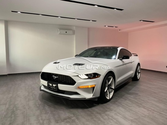 FORD Mustang 2.3l ecoboost occasion