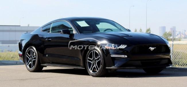 Voiture au Maroc FORD Mustang Premium - 346022