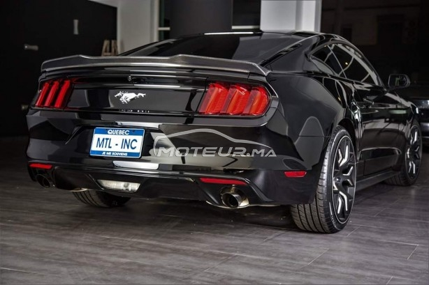 FORD Mustang 2.3l ecoboost ghost edition 1 of 1 occasion 924445