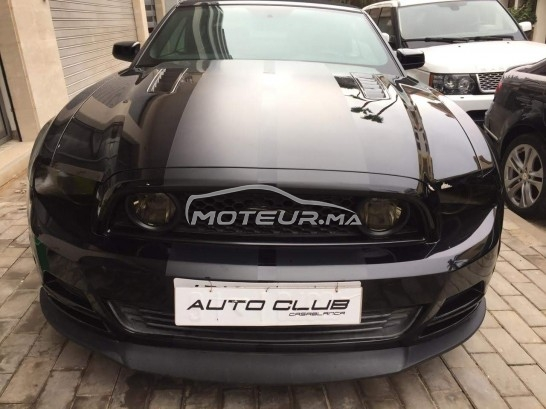 Voiture au Maroc FORD Mustang pack gt 5.0 - 290522