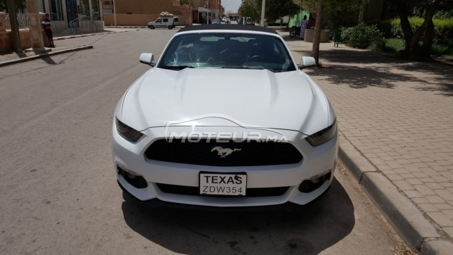 FORD Mustang Ecoboost 2.3l 310 ch occasion 648155