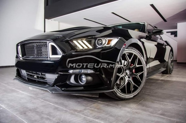 FORD Mustang 2.3l ecoboost ghost edition 1 of 1 occasion 924439