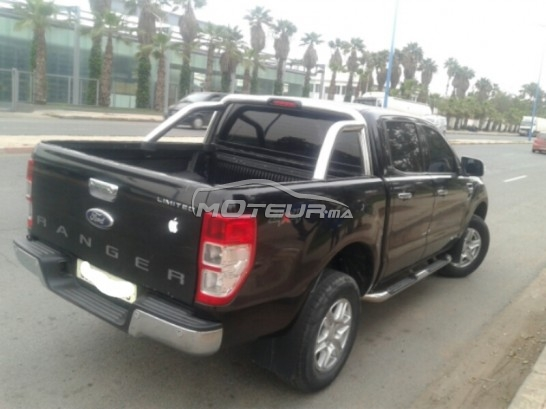 ford ranger 2015 diesel 159155 occasion casablanca maroc. Black Bedroom Furniture Sets. Home Design Ideas