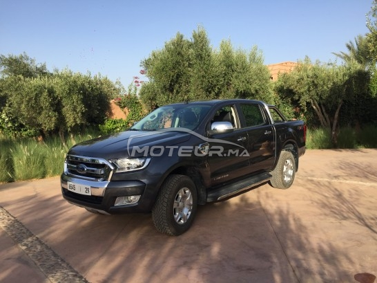 FORD Ranger 2,2 tdci limited occasion 609731