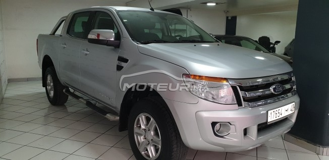FORD Ranger 2.2 tdci 150ch double cabine ed 4x4 مستعملة