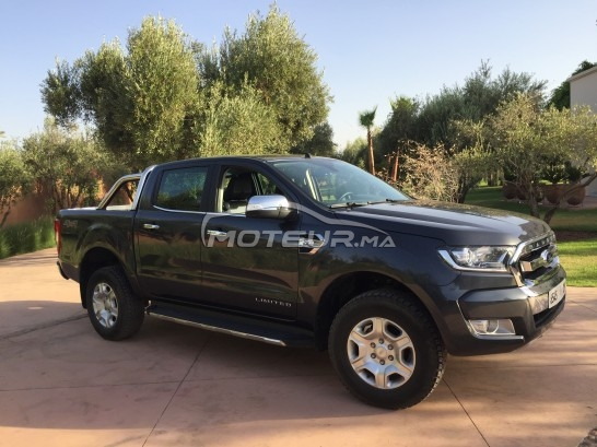 FORD Ranger 2,2 tdci limited occasion