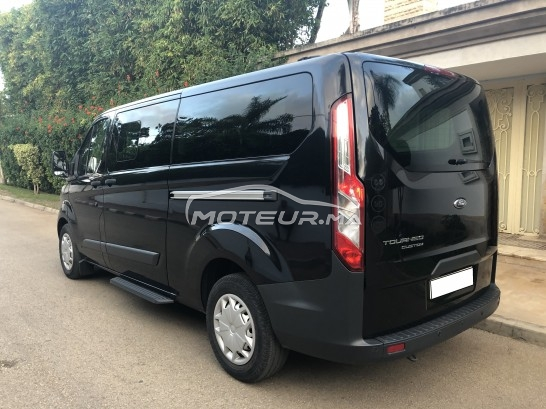 FORD Tourneo custom Titanium مستعملة