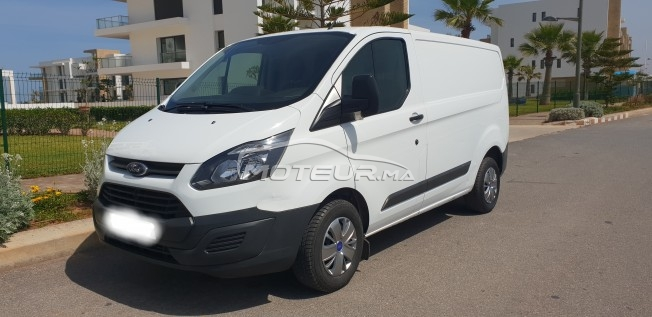 FORD Transit Custom مستعملة