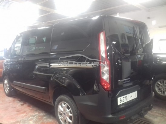 FORD Transit Custom occasion 540966