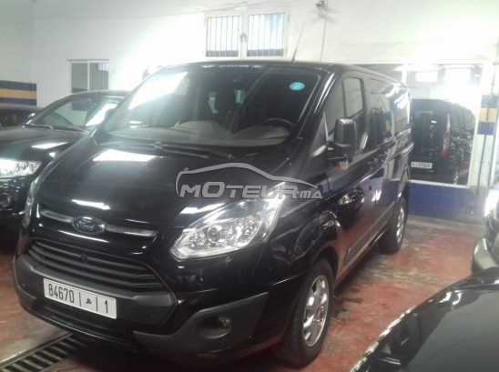 FORD Transit Custom occasion 540974