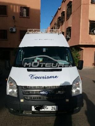 سيارة في المغرب فورد ترانسيت - 202030