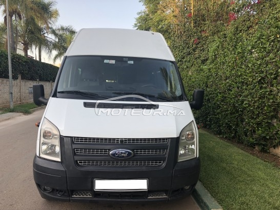 FORD Transit 17 places مستعملة