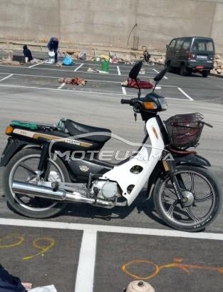 Moto au Maroc GAMAX Spillo C90 bocan - 316107