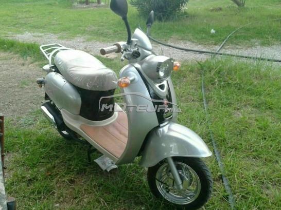 Moto au Maroc GARELLI Capri - 159369