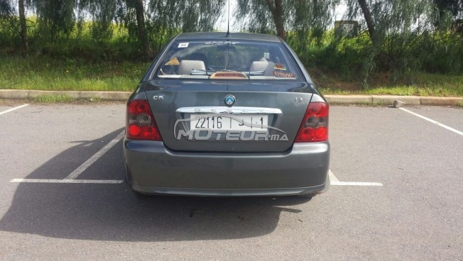 سيارة في المغرب جييلي سك - 213062