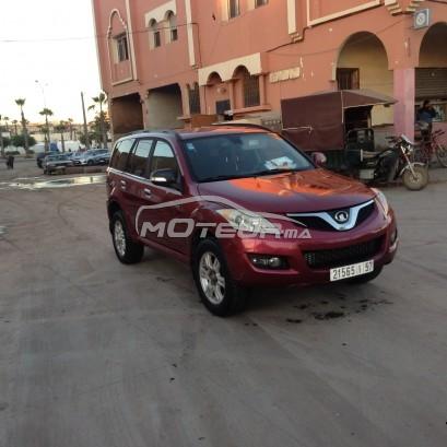 سيارة في المغرب GREAT-WALL Haval - 201845