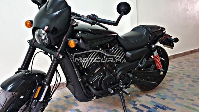 دراجة نارية في المغرب HARLEY-DAVIDSON Street rod 750 - 306869