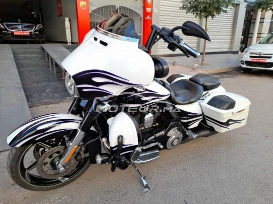 دراجة نارية في المغرب HARLEY-DAVIDSON Cvo street glide - 338946