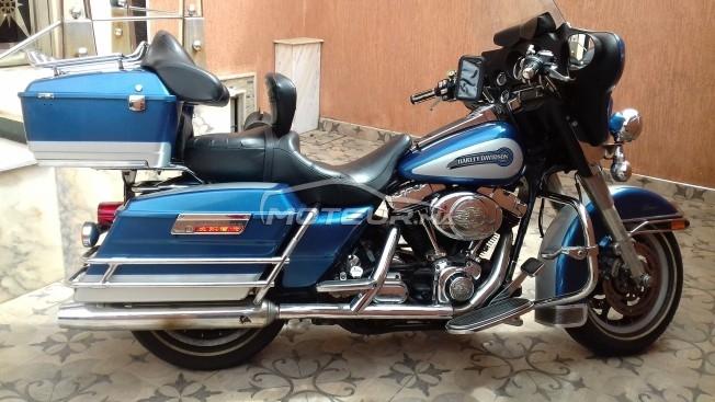 دراجة نارية في المغرب HARLEY-DAVIDSON Electra glide classi - 265591