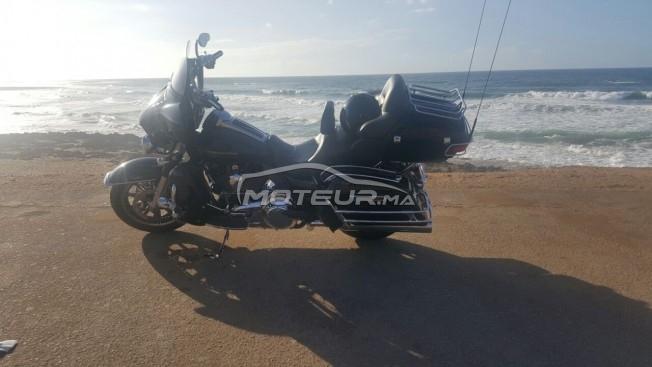 دراجة نارية في المغرب HARLEY-DAVIDSON Electra glide ultra - 231648