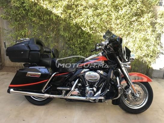دراجة نارية في المغرب HARLEY-DAVIDSON Flhtc electra glide - 283191