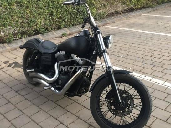دراجة نارية في المغرب HARLEY-DAVIDSON Fxdb dyna street bob - 268349