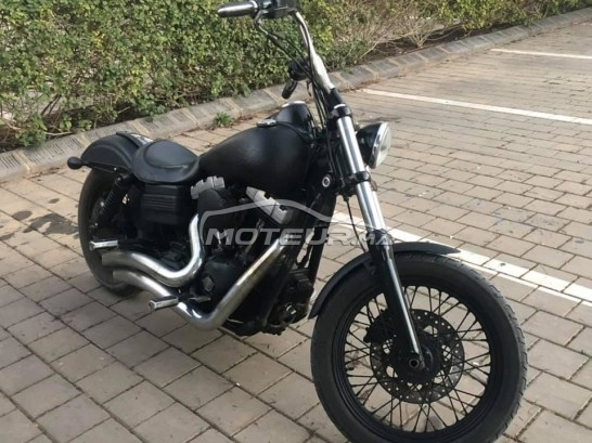 Moto au Maroc HARLEY-DAVIDSON Fxdb dyna street bob - 268349