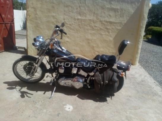 دراجة نارية في المغرب HARLEY-DAVIDSON Fxsts springer softa - 233491