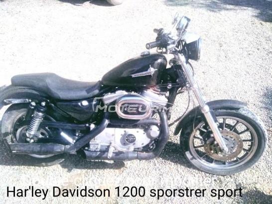 هارليي-دافيدسون سبورتستير 1200 إسبورت مستعملة 847461