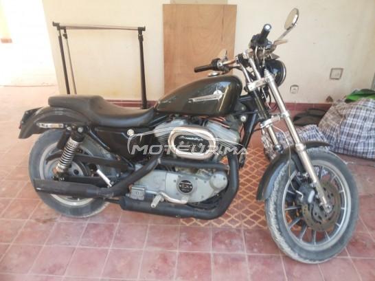 دراجة نارية في المغرب HARLEY-DAVIDSON Sportster 1200 sport - 291859
