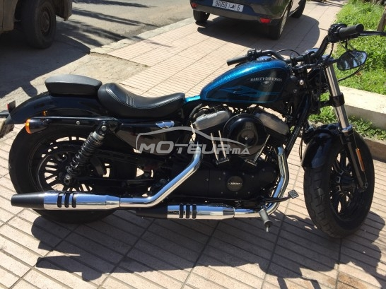 دراجة نارية في المغرب هارليي-دافيدسون كسل 1200 سي إسبورتستير Forty eight - 213992