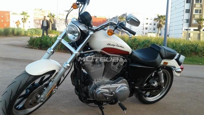 دراجة نارية في المغرب هارليي-دافيدسون كسل 883 إسبورتستير - 215376