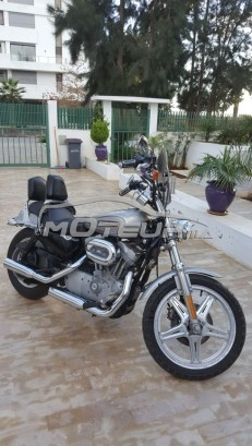 دراجة نارية في المغرب هارليي-دافيدسون كسله 883 إسبورتستير 88 - 192495