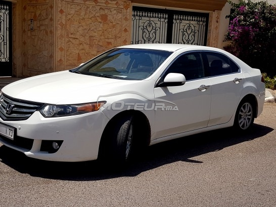 honda accord 2 2 ctdi 2009 diesel 161443 occasion casablanca maroc. Black Bedroom Furniture Sets. Home Design Ideas