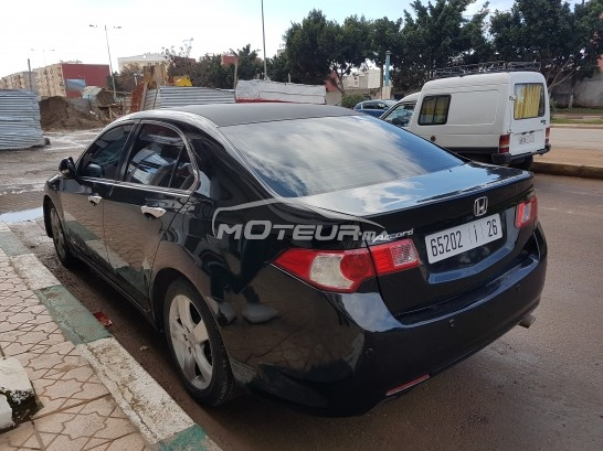 honda accord 2 2 l idtec 2008 diesel 146238 occasion rabat maroc. Black Bedroom Furniture Sets. Home Design Ideas